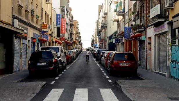 Spanien bereitet Lockdown für Großstädte vor