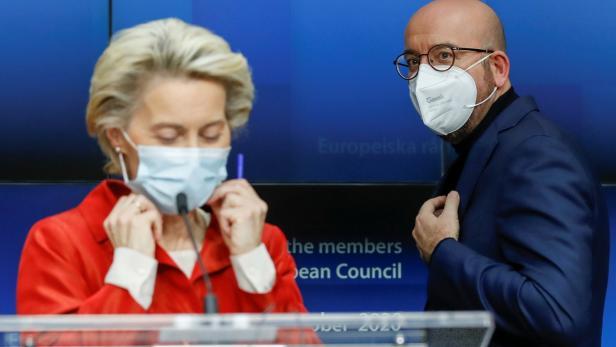 """EU-Ratspräsident bei EU-Videogipfel zu Corona: """"Sitzen im selben Boot"""""""