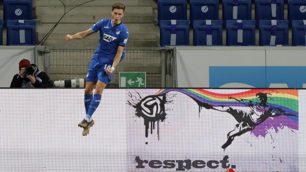 Deutsche Bundesliga: Alaba und Baumgartner treffen