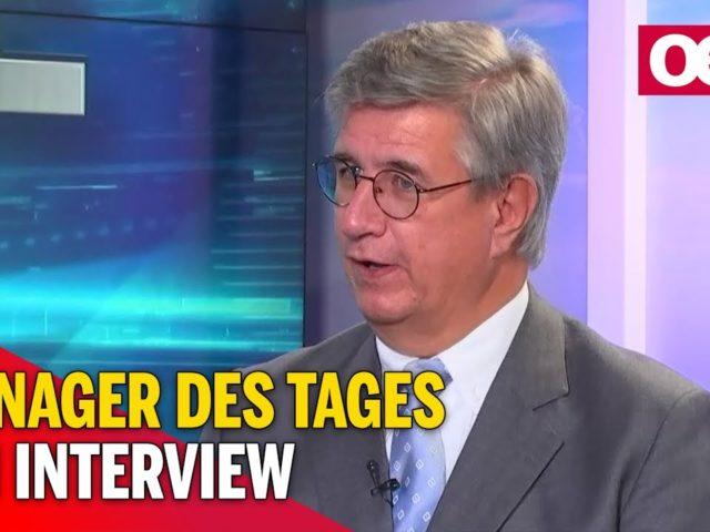 Fellner! LIVE: Manager des Tages im Interview