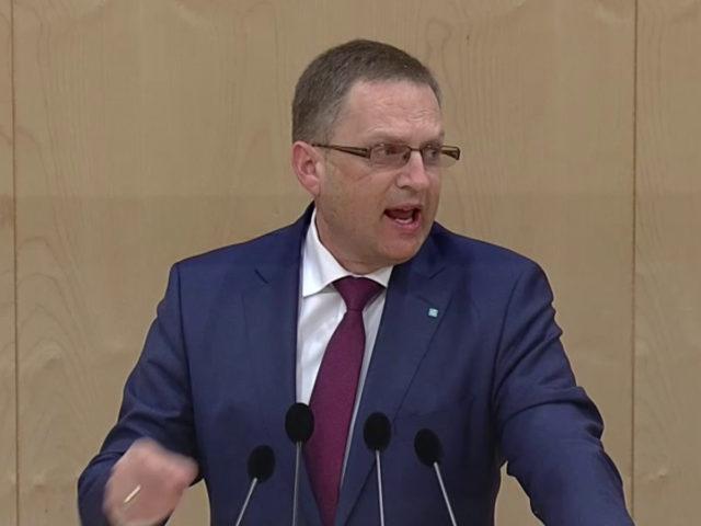 August Wöginger: Kurz im Visier der Opposition